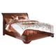 Fine Furniture Antebellum Queen Sleigh Bed in Hermitage Wood 920-QSBED