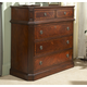 Fine Furniture Antebellum 4 Drawer Chest in Hermitage Wood 920-131