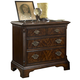 Fine Furniture Hyde Park 3 Drawer Nightstand in Saint James 1110-100