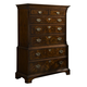 Fine Furniture Hyde Park Chest on Chest in Saint James 1110-110