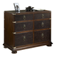 Fine Furniture Hyde Park Bachelor's Chest in Saint James 1110-112