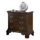 Fine Furniture American Cherry Roanoke Night Table in Potomac Cherry 1020-100