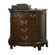 Fine Furniture American Cherry Norfolk Demilune Chest in Potomac Cherry 1020-104