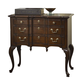 Fine Furniture American Cherry Suffolk Lowboy in Potomac Cherry 1020-114