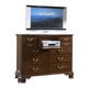 Fine Furniture American Cherry  Portsmouth Entertainment Dressing Chest in Potomac Cherry 1020-131