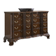 Fine Furniture American Cherry  Franklin Goddard Dresser in Potomac Cherry 1020-142