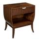Fine Furniture Boulevard Nightstand in Gateway 1360-100