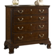 Fine Furniture American Cherry Rawlings Hall Chest in Potomac Cherry 1020-992