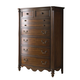 Fine Furniture Summer Home Drawer Chest in Lodge 1050-110