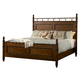 Fine Furniture Summer Home Queen Panel Bed in Lodge 1050