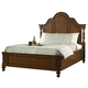 Fine Furniture Summer Home Queen Platform Bed in Lodge 1050 CLEARANCE