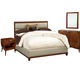 Fine Furniture Boulevard 4 Piece Platform Bedroom Set in Gateway