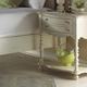 Fine Furniture Summer Home Leg Nightstand in Shell 1051-102