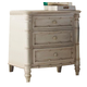 Fine Furniture Summer Home Bamboo Nightstand in Shell 1051-106