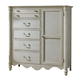 Fine Furniture Summer Home Door Chest in Shell 1051-120