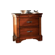 A-America Kalispell Nightstand in Rustic Mahogany KALRM5750 CODE:UNIV20 for 20% Off