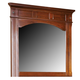 A-America Kalispell Mantel Mirror in Rustic Mahogany KALRM5550 CODE:UNIV20 for 20% Off