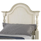 Fine Furniture Summer Home Twin Headboard Bed in Shell 1051-534