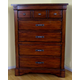 A-America Kalispell Chest in Rustic Mahogany KALRM5600