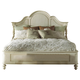Fine Furniture Summer Home Queen Platform Bed in Shell 1051 CLEARANCE
