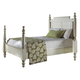Fine Furniture Summer Home California King Post Bed in Shell 1051