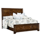 Fine Furniture Harbor Springs Queen Panel Bed in Port 1370-QB