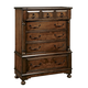 Fine Furniture Harbor Springs High Chest in Port 1370-110