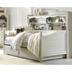 Legacy Classic Kids Inspirations Westport Bookcase Daybed with Trundle/Storage Drawer in Morning Mist 3830
