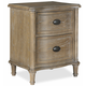 Universal Furniture Great Rooms Devon Nightstand in Studio 326350