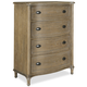 Universal Furniture Great Rooms Drawer Chest in Studio 326150