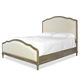 Universal Furniture Great Rooms Devon Queen Panel Bed in Studio 326210B