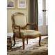 Hammary Hidden Treasures Hand-Carved Chair T72184-00