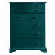 Stanley Coastal Living Retreat Chest in Belize Teal 411-43-10