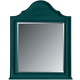 Stanley Coastal Living Retreat Arch Top Mirror in Belize Teal 411-43-31 CLOSEOUT