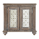 Pulaski Accentrics Home Connoiseur Accent Chest in Aged Patina 208003