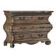 Pulaski Accentrics Home Tuscany Accent Chest in Aged Patina 208004