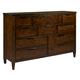 Kincaid Elise Solid Wood Luccia Bureau in Amaretto 77-161