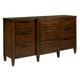 Kincaid Elise Solid Wood Bristow Dresser in Amaretto 77-160