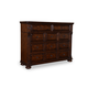 A.R.T. Whiskey Oak Drawer Master Dresser in Barrel Oak 205131-2304