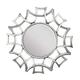 Acme Furniture Aria Accent Mirror in Silver 97055