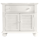Stanley Coastal Living Retreat Summerhouse Chest in Saltbox White 411-23-17