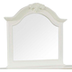 Stanley Coastal Living Retreat Arch Top Mirror in Saltbox White 411-23-31 CLOSEOUT