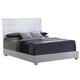 Acme Furniture Lorimar Eastern King Panel Bed in White 22627EK