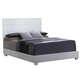 Acme Furniture Lorimar Queen Panel Bed in White 22630Q