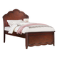 Acme Furniture Cecilie Youth Twin Panel Bed in Cherry 30270T
