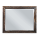 Kincaid Montreat Track Mirror in Graphite 84-118