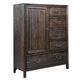 Kincaid Montreat Tucker Door Chest in Graphite 84-164