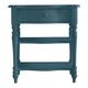Stanley Coastal Living Retreat Bedside Table in Enlgish Blue 411-53-81