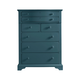 Stanley Coastal Living Retreat Chest in English Blue 411-53-10