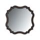 Stanley Coastal Living Retreat Piecrust Mirror in Gloucester Grey 411-83-30